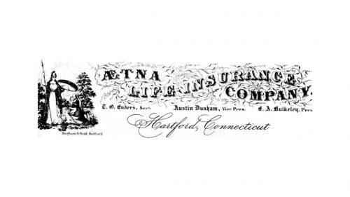 Aetna logo 1853
