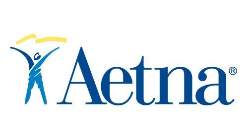 Aetna logo 2001