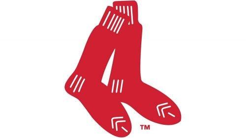 Boston Red Sox Logo  1924