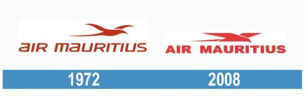 Air Mauritius historia logo