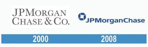 JP Morgan Chase historia logo