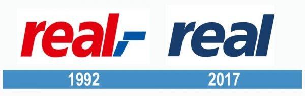Real historia logo