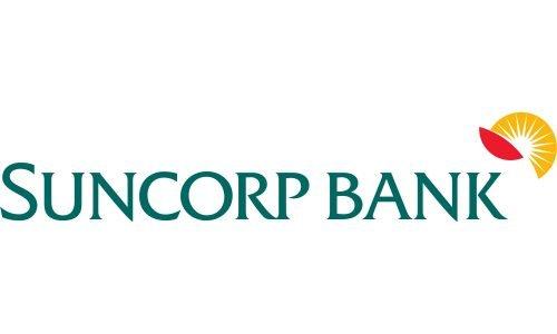 Suncorp Bank Logo 1998