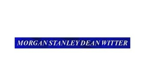 Morgan Stanley Logo 1997