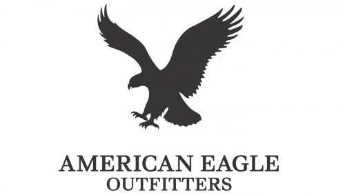 American Eagle Logo-1985
