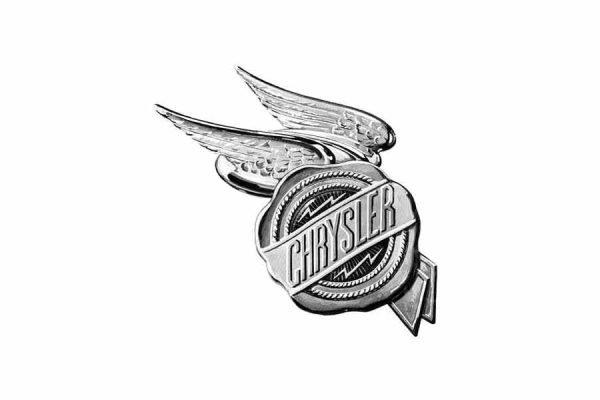 Chrysler logo 1928