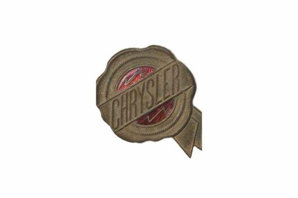 Chrysler logo 1930