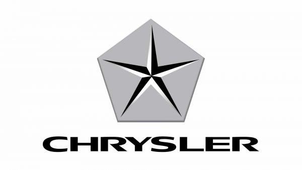 Chrysler logo 2008