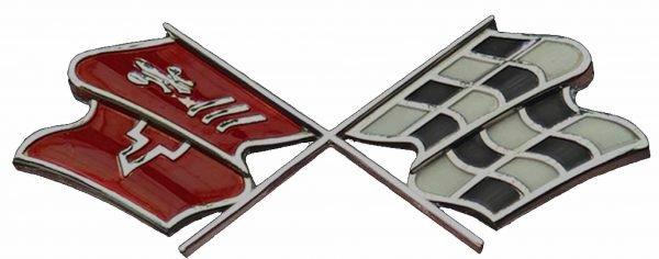 Corvette Logo 1967