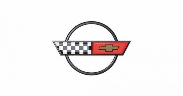 Corvette Logo 1984