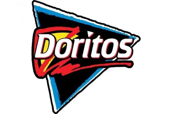 Doritos Logo 2000