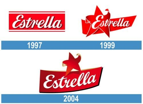 Estrella historia logo