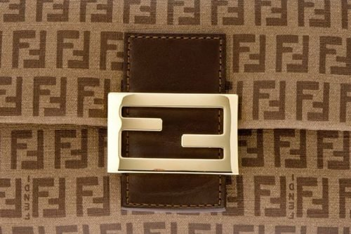 Fendi Logo Bags