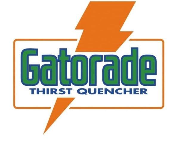 Gatorade Logo 1986