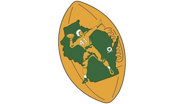 Green Bay Packers Logo 1956