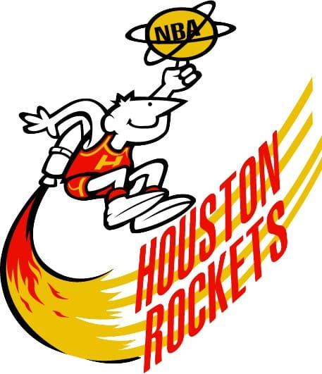 Houston Rockets Logo 1971