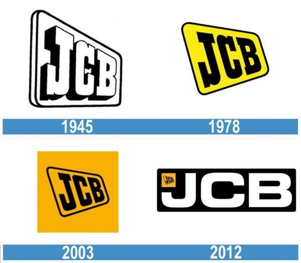 JCB historia logo