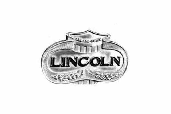 Lincoln Logo 1917