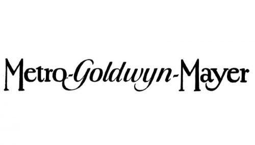 Metro Goldwyn Mayer Logo-1924