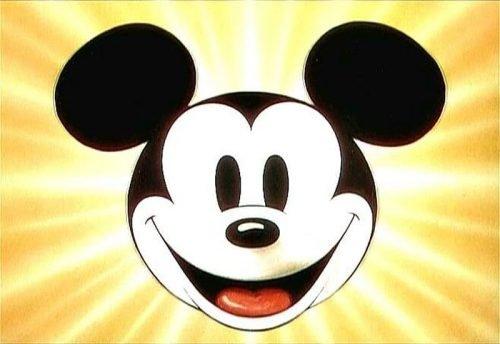 Mickey Mouse Logo-1937