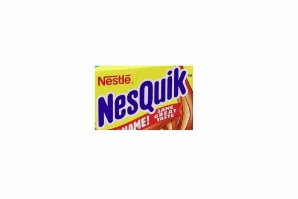 Nesquik Logo 1998