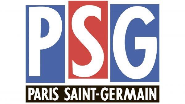 PSG Logo 1992