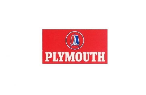 Plymouth Logo 1961