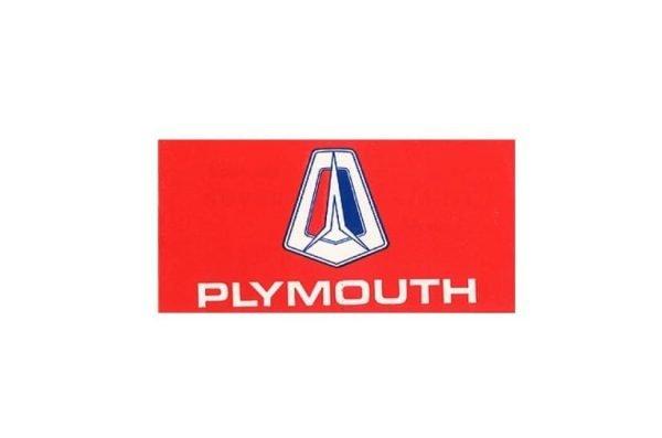 Plymouth Logo 1963