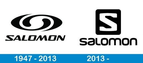 Salomon Logo history