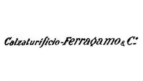 Salvatore Ferragamo Logo-1927