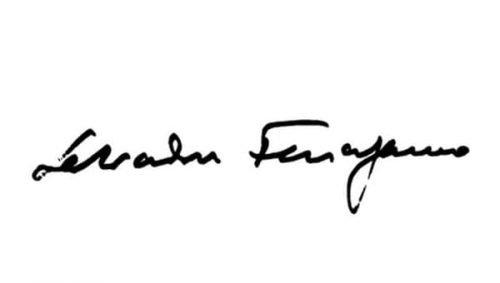 Salvatore Ferragamo Logo-1960