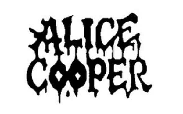 Alice Cooper Logo 1987
