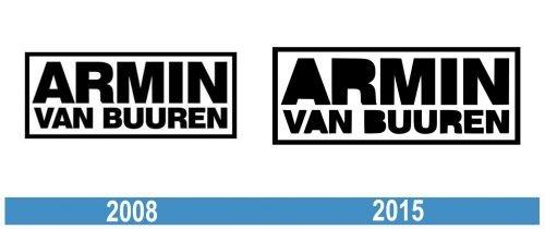 Armin Van Buuren historia logo