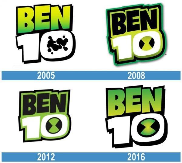 Ben 10 historia logo