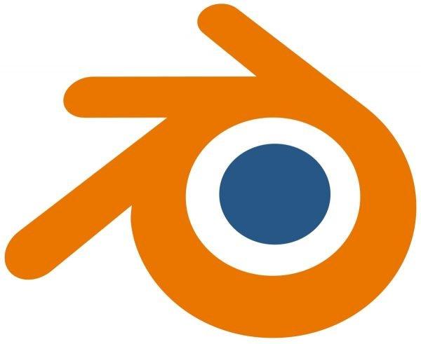 Blender emblema