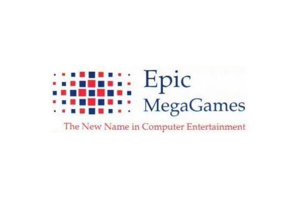 Epic Games Logo 1991