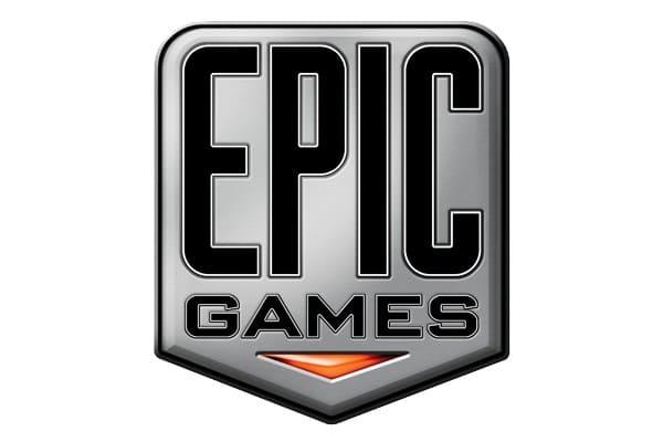Epic Games Logo 2005