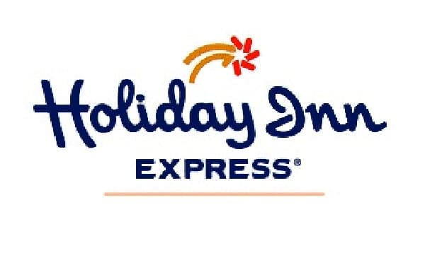 Holiday Inn Express Logo 1990
