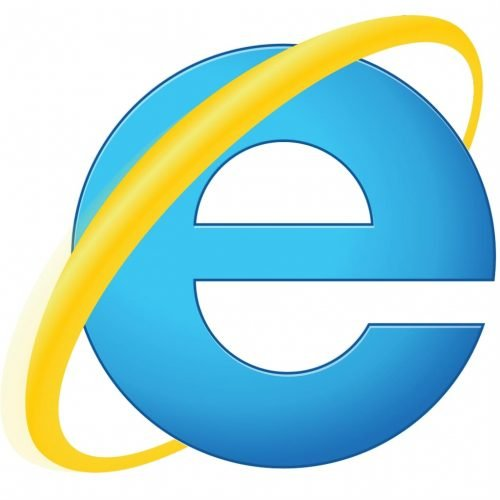 Internet Explorer Logo 2011