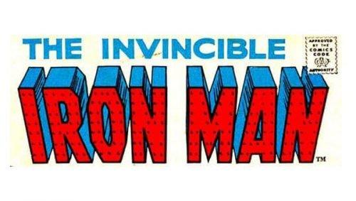Iron Man Logo-1969