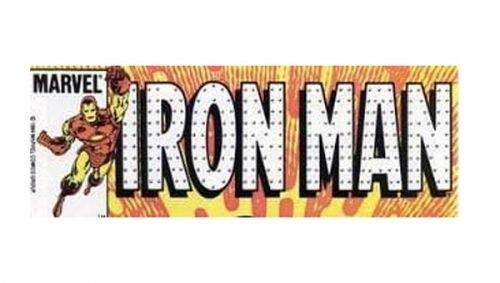 Iron Man Logo-1984