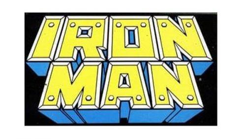 Iron Man Logo-1988