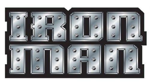 Iron Man Logo-1996
