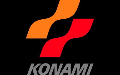 Konami Logo 1986