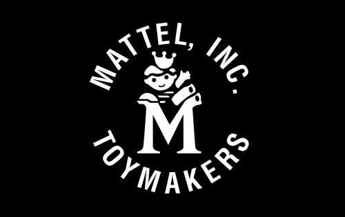 Mattel Logo 1957