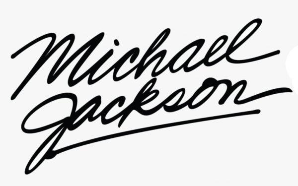 Michael Jackson Logo 1982