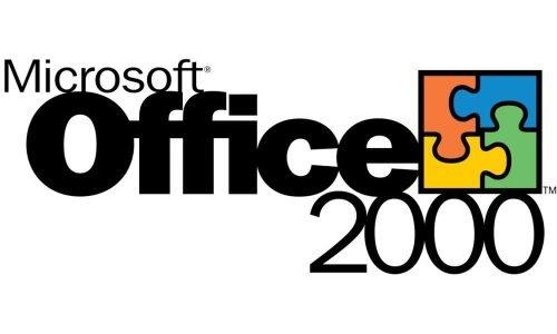 Microsoft Office Logo 1999