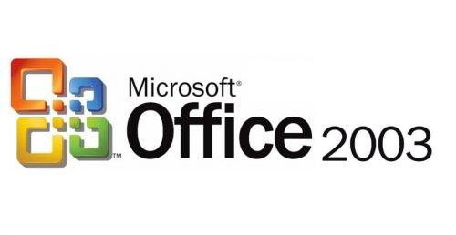 Microsoft Office Logo 2003