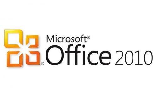 Microsoft Office Logo 2010