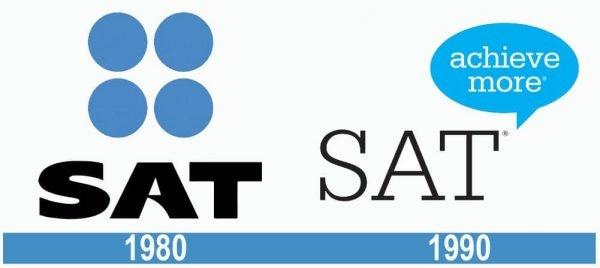 SAT historia logo